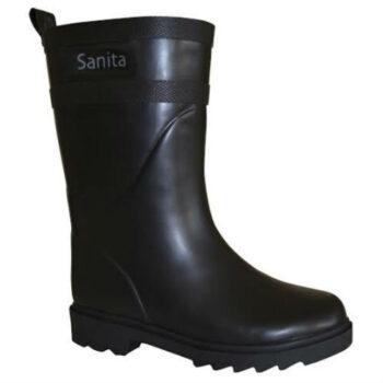 Sanita gummistøvle med foer