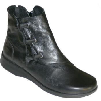 Arcopedico kort støvle med lynlås i siden