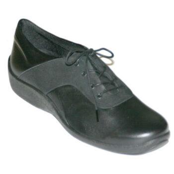 Arcopedico snøre sko i skind