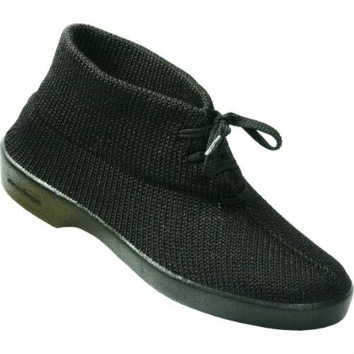 Arcopedico Polakina, sort strik støvlet