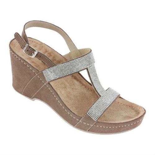 Rohde konfirmations sandal med bling. Nyholmstrand Sko.450