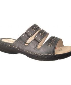 Relax shoe skind slipers, blød og lækker