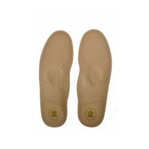 Royal Comfort D, helfodsindlæg i skind