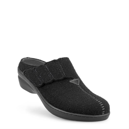 new feet n10491 sort slippers