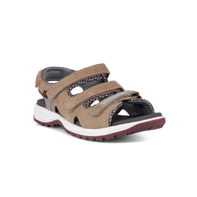 256d98f950d Går eller står du meget ? Så se her Green Comfort, aflastende sandal.