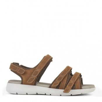 New Feet sandal med tynde remme og en smal model