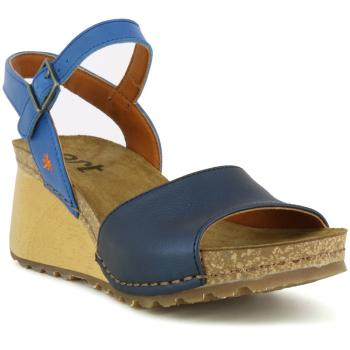Borne Art, blå sandal