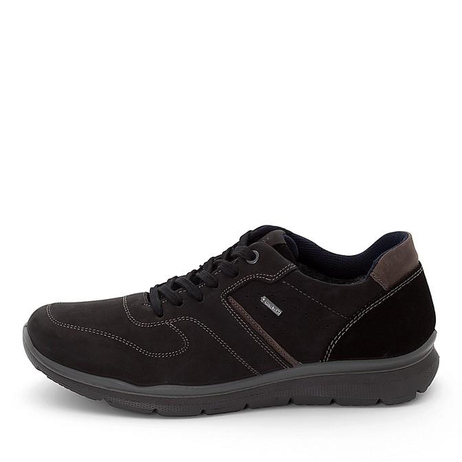 Ara herres sko med Gore Tex og snørebånd