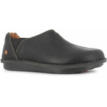 Art I Explorer, bred sort skind sko