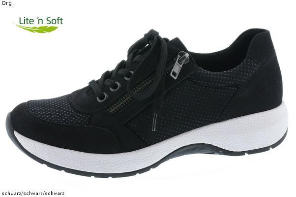 Remonte sko med stræk