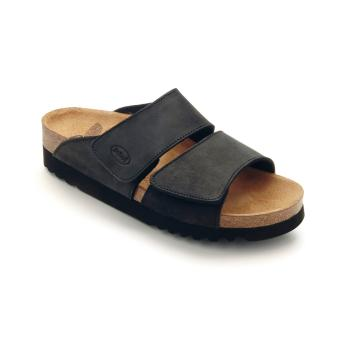 Scholl sundheds sandal med opbygning i bunden