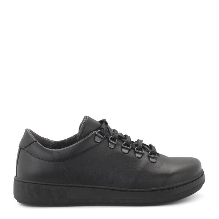 New Feet snøre sko med foer