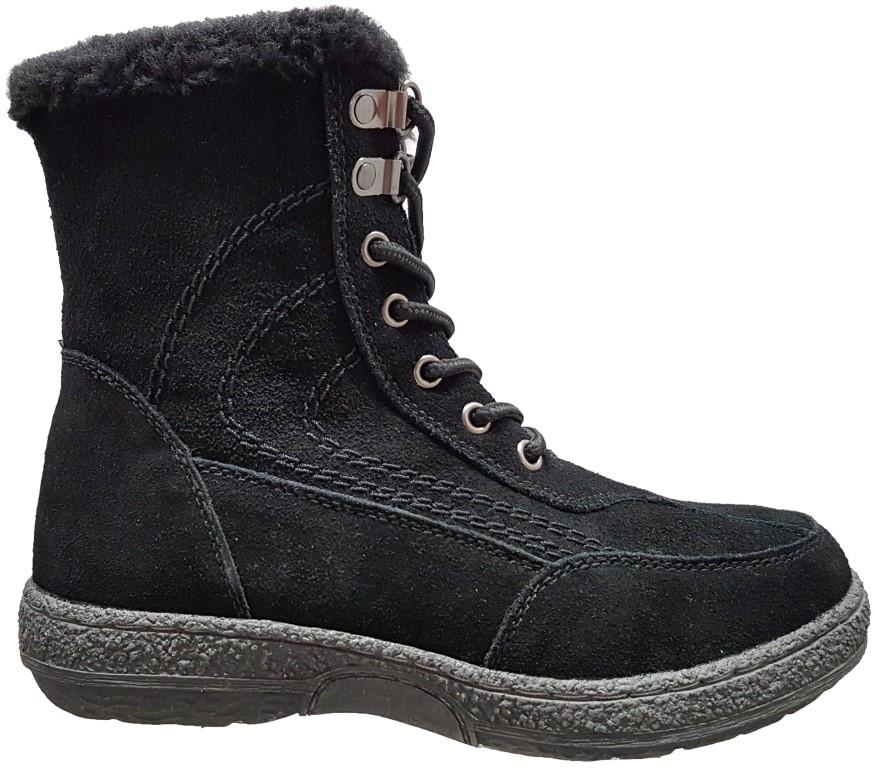 Top Way vinterstøvle med foer