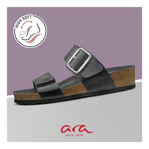 Ara High Soft slippers