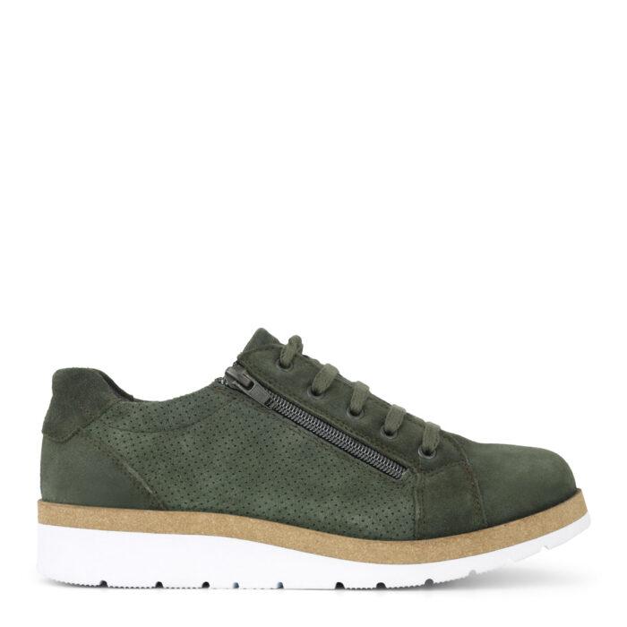 New Feet sko med både snørebånd og lynlås