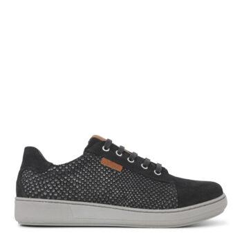 Nw Feet sko med smart sølv på siden
