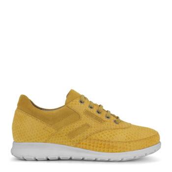 New Feet gul snøresko