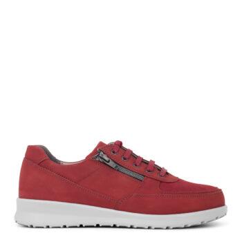 New Feet let sko med snøre og lynlås