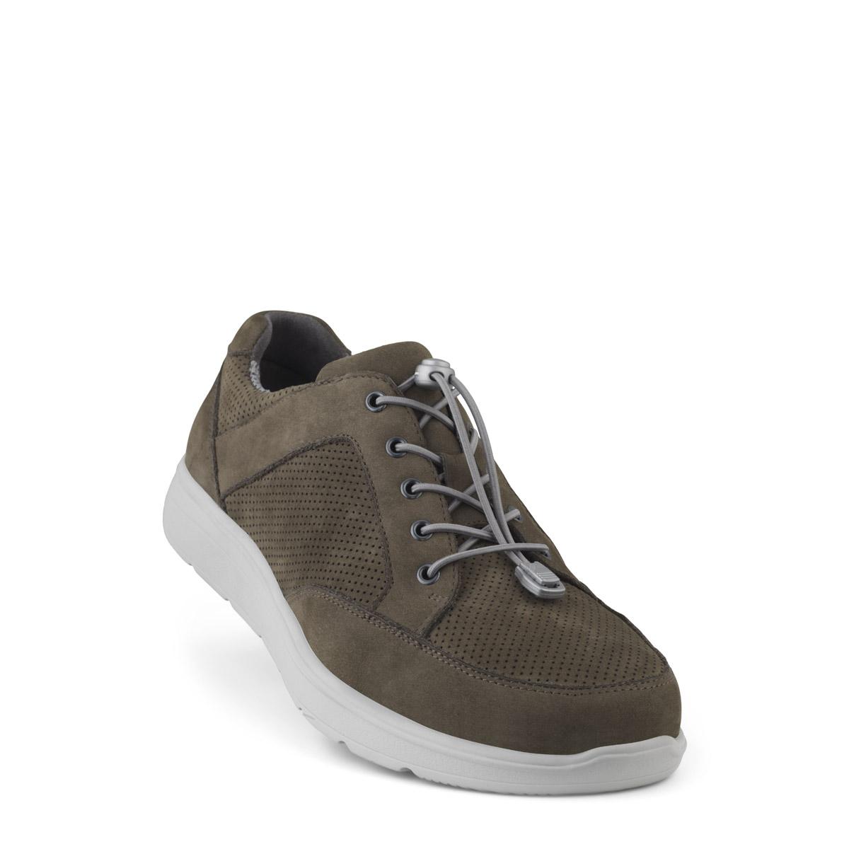 New Feet herresko med elastiksnørebånd