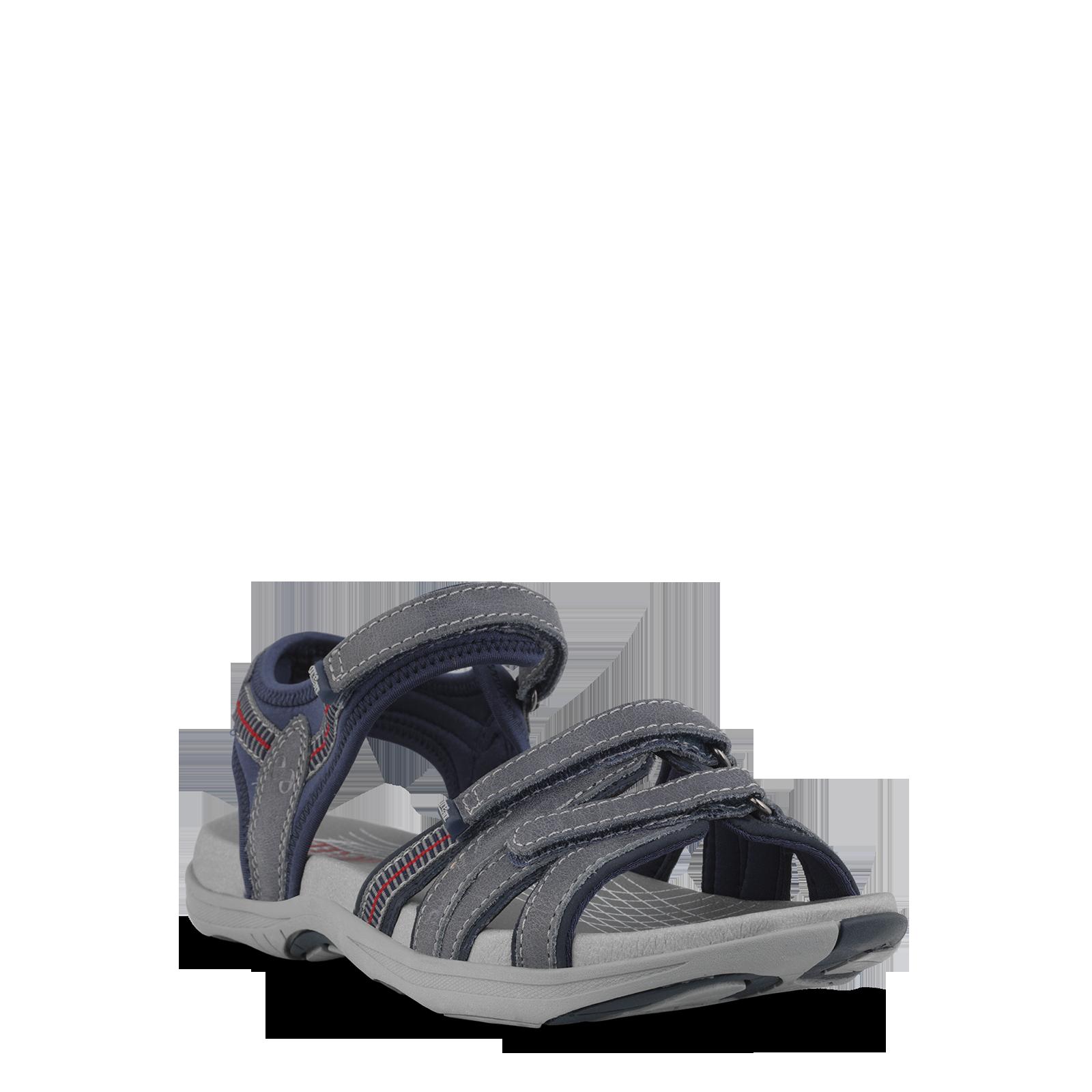 Green Comfort blå corsica sandal