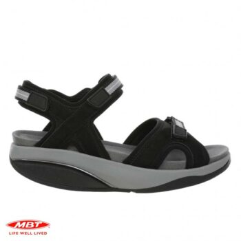 MBT saba sandal i sort