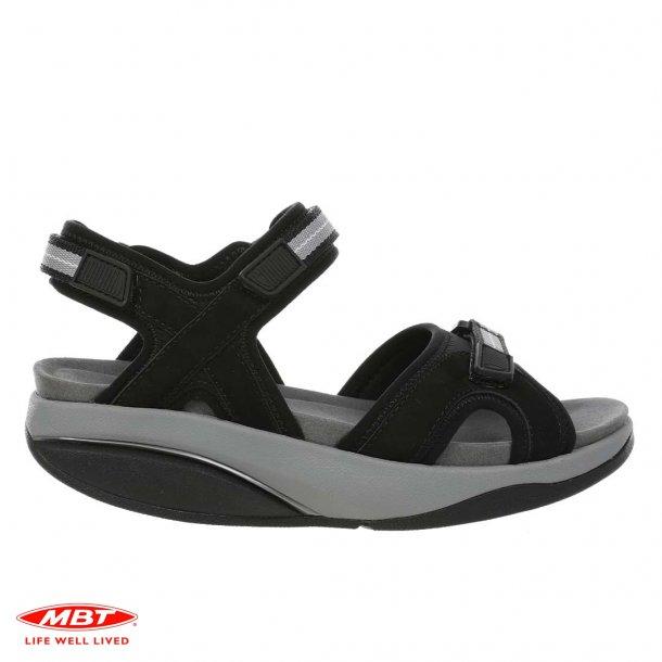 MBT saba sandal i sort