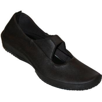 Arcopedico Leina stof ballerina sko