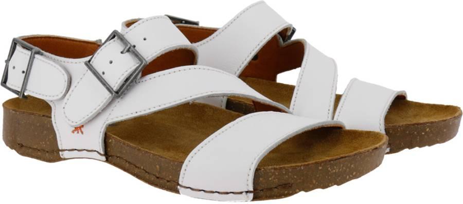 Art hvid I Breathe sandal