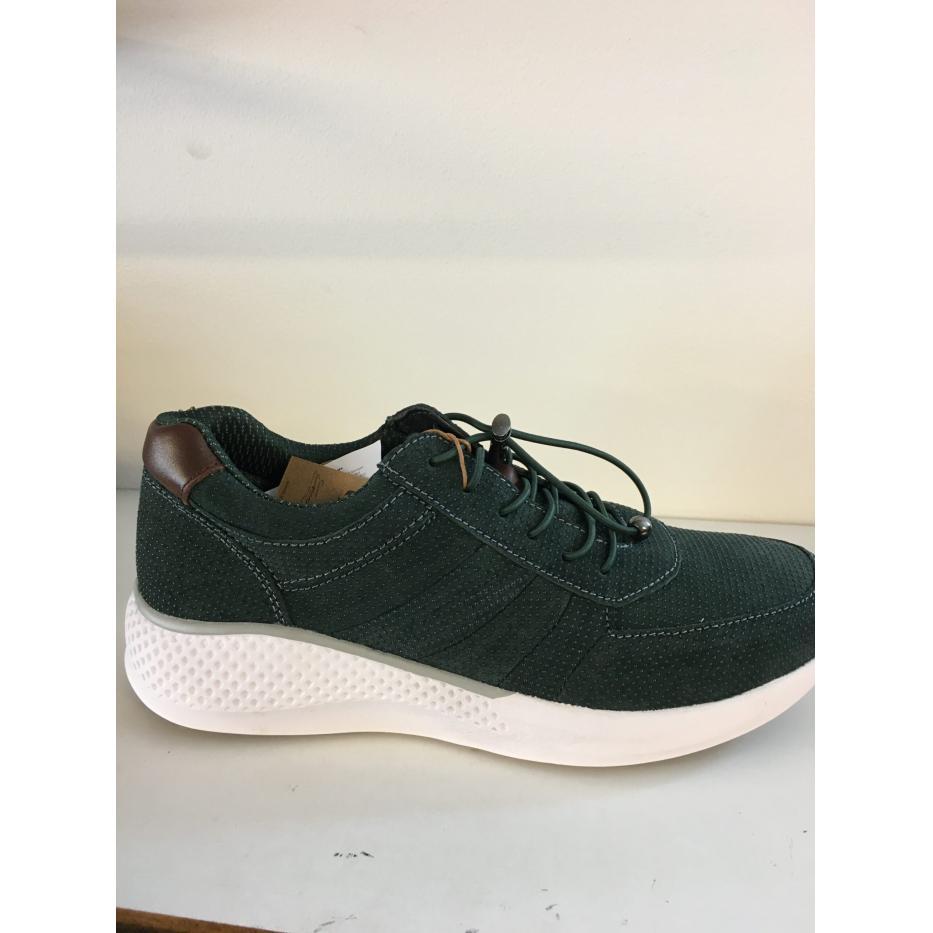 Green Comfort Dolphin sko, i grøn