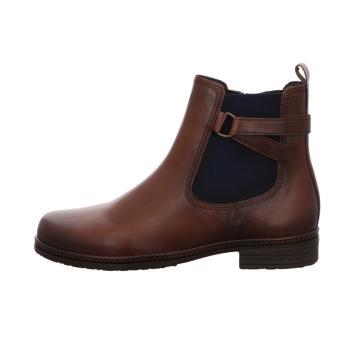 Gabor ankelstøvle i brun skind