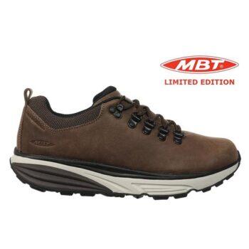 MBT light sko model Terra i brun