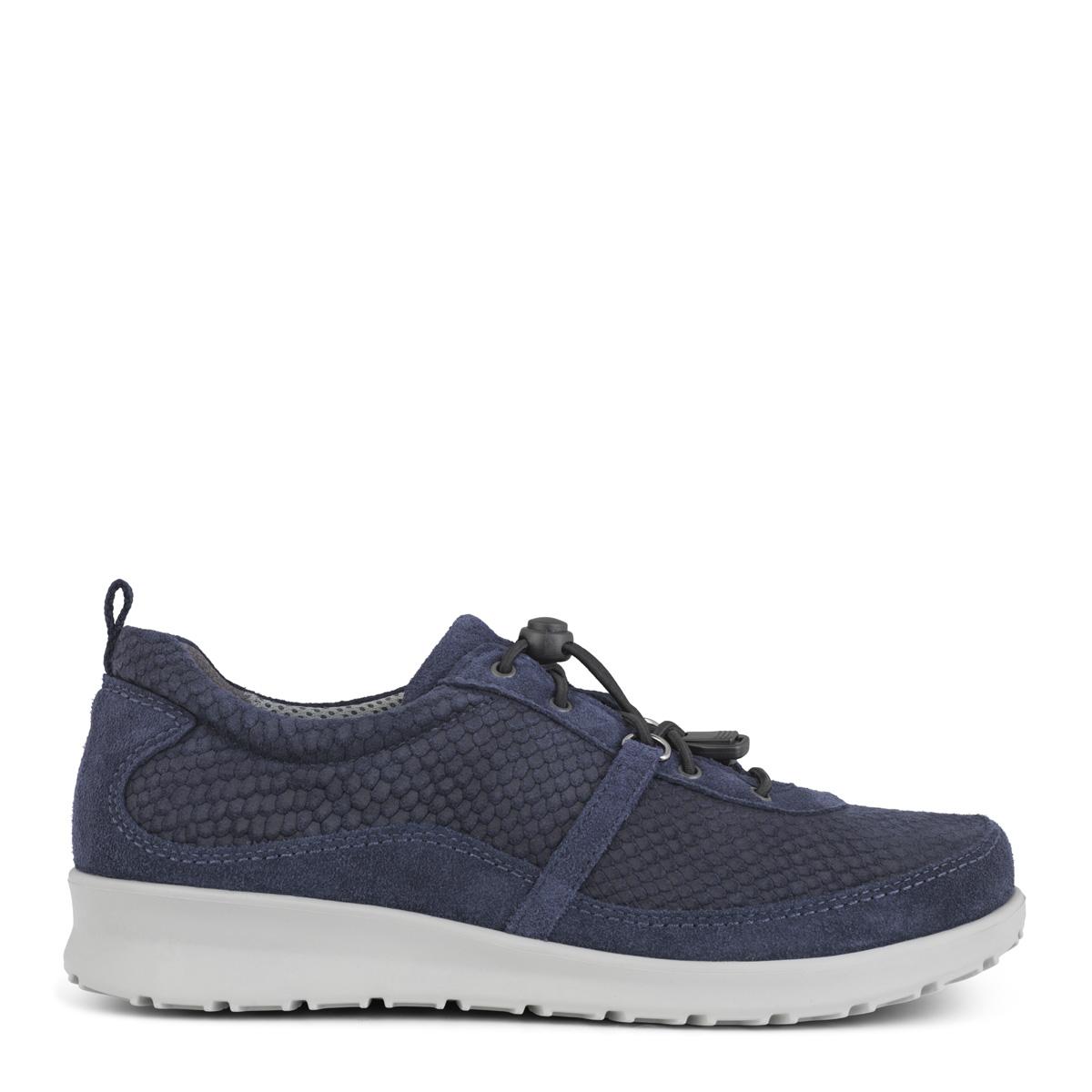 New Feet sko med elastiksnørebånd