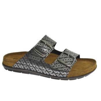 Rohde slippers 5862 i skind