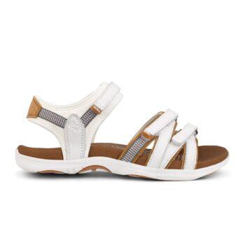 Green-Comfort-Corsica hvid sandal