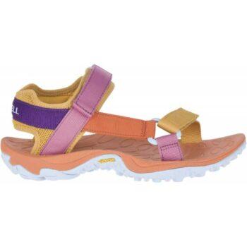 Merrell sandal i flotte varme farver