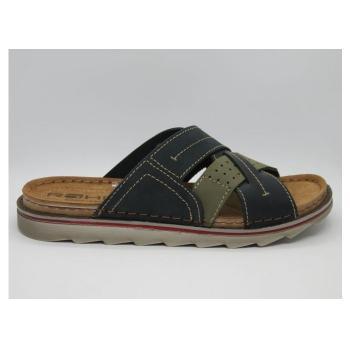 Sorte herre sandaler fra Rohde